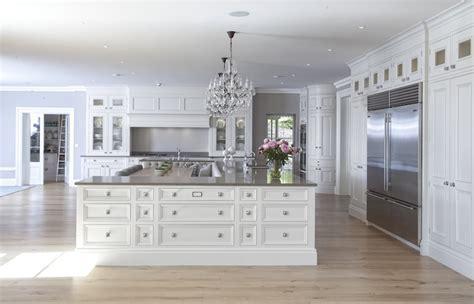 U Shaped Kitchen Island   Transitional   kitchen   Hayburn