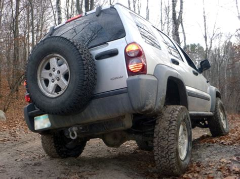 old jeep liberty old man emu nitrocharger hd lift kit by arb for jeep