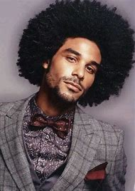 Hairstyles for Black Men with Curly Hair