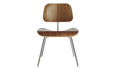 eames molded plywood dining chair dcm design within reach