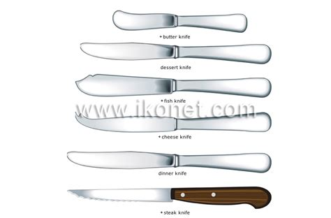 different types of kitchen knives food and kitchen gt kitchen gt silverware gt exles of