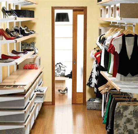 small walk in closet ideas with shoe shelving home interior exterior