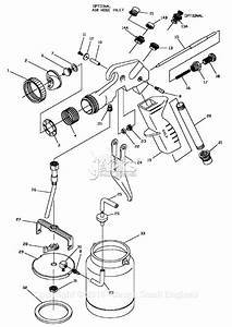 Campbell Hausfeld Hv2105 Parts Diagram For Spray