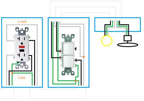bathroom fan light switch mobile home light switch wiring diagram efcaviation com