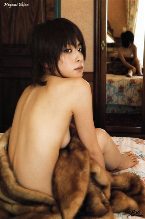 Man Eater Actress Megumi Okina In Alleged Affair With