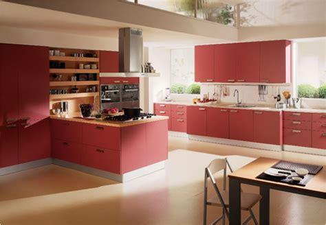 Red Kitchens : Inspirational Stunning Red Kitchen Design Ideas