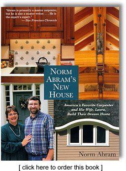book review  norm abrams  house bubuildcom