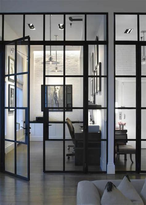 bureau en verre ikea 53 photos pour trouver la meilleure cloison amovible spaces