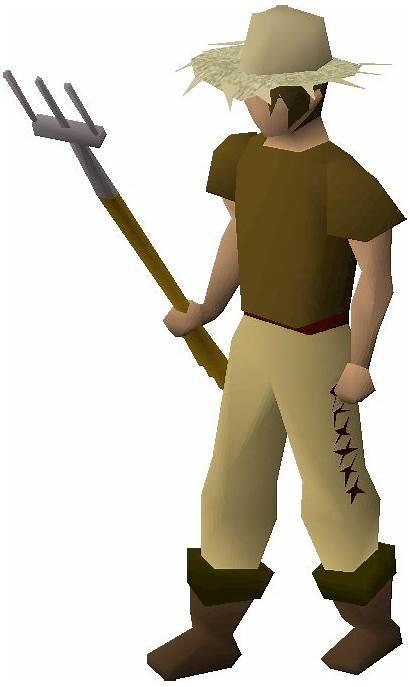 Farmer Runescape Wiki Wikia 2007scape