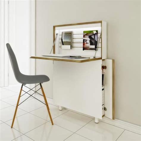 fabriquer un bureau en bois le bureau pliable est fait pour faciliter votre vie