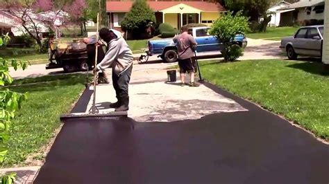 driveway sealing st louis youtube