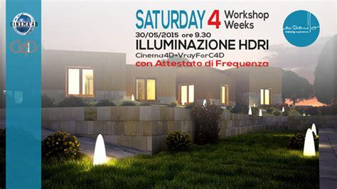 Workshop Illuminazione Hdri, Cinema4d E Vray, Samilolab