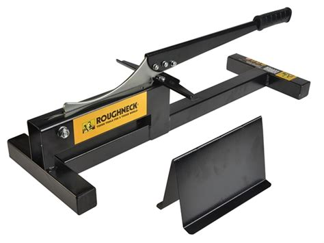 laminate flooring cutting tools roughneck rou36010 all metal laminate flooring cutter guillotine