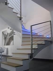 Escalier Bois Pas Cher : garde corps terrasse inox pas cher ~ Premium-room.com Idées de Décoration