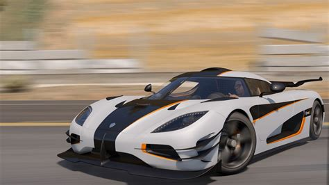 Top Ten Fastest Cars In The World