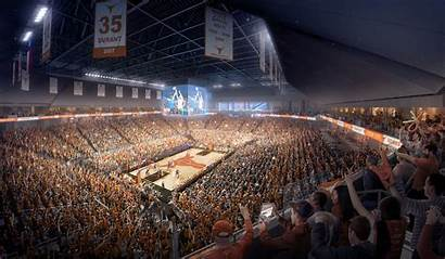 Moody Center Groundbreaking Austin Texas Basketball Ut