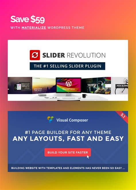 materialize templates materialize material design multipurpose theme nulled rip
