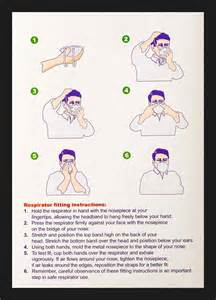 Here U0026 39 S How To Properly Put On An N95 Face Mask