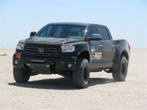 07-13 Toyota Tundra Off Road Fiberglass One Piece