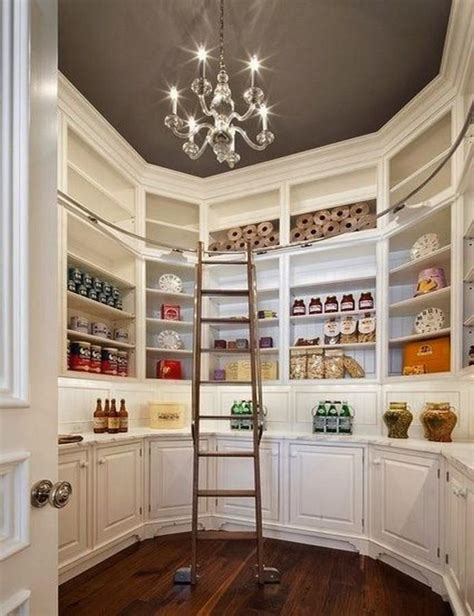10 Super Modern Kitchen Pantry Cabinets  Rilane