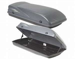 Coffre De Toit Voiture : coffre de toit pour voiture g3 cargo 5 355 lt gris ~ Melissatoandfro.com Idées de Décoration