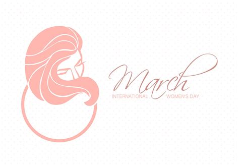 vector womens day illustration