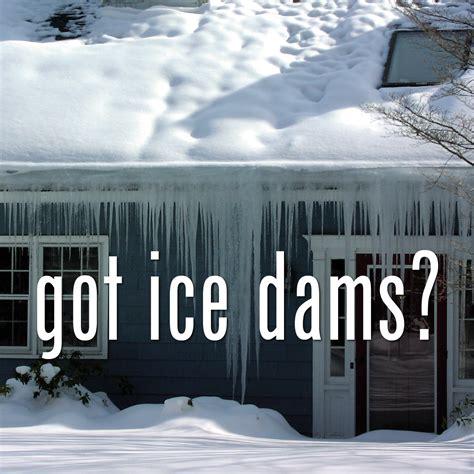 ice dams      comfort windows blog