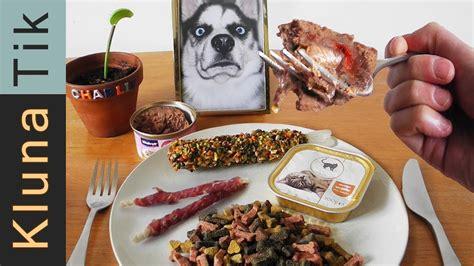 eating animal food kluna tik dinner  asmr eating