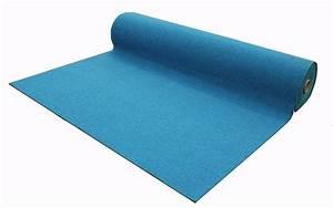 Kunstrasen blau mit noppen balkon teppich 200cm breit 4 for Balkon teppich mit tapete blau weiß