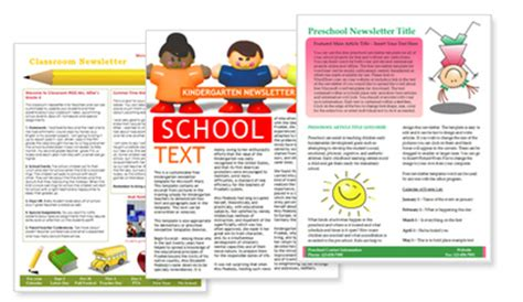 microsoft newsletter microsoft word newspaper templates for students