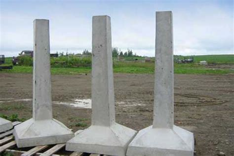 outdoor precast concrete piers concrete piers strong