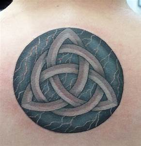Trinity Tattoos Designs, Ideas and Meaning   Tattoos For You