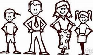 Stick Figure Family Clip Art - Bing Images | Envelope Art ...