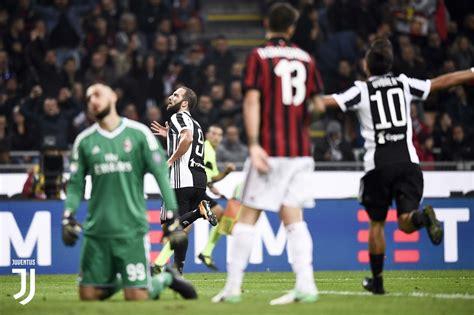 Ювентус – Милан 4 : 0, 9 мая 2018 - текстовая онлайн трансляция матча - Футбол. Кубок Италии 2017/2018 - Чемпионат