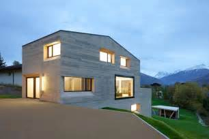 Wood And Homes by Wood And Concrete House Design Concrete House Design