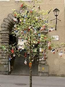 Easter, Egg, Trees