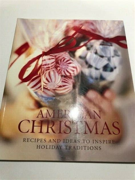 American Christmas Book (Recipes & Ideas to inspire