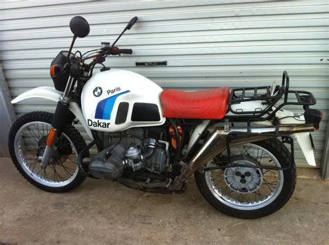 R80gs For Sale by 1986 Bmw R80g S Moto Zombdrive