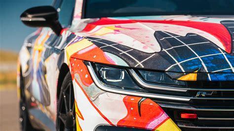 Volkswagen Art3on Isn't Your Regular Fastback Sedan