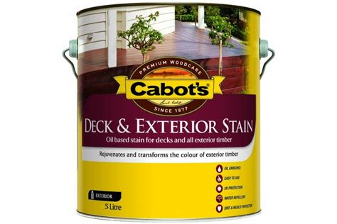 Cabot Oil Based Solid Stain