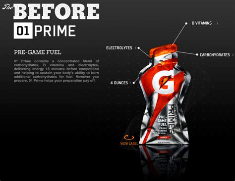 Ads Tout Gatorade's New G Series