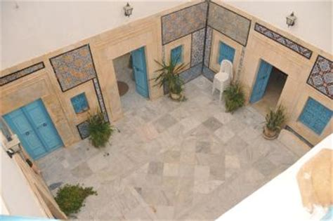 la maison arabe traditionnelle dafina net
