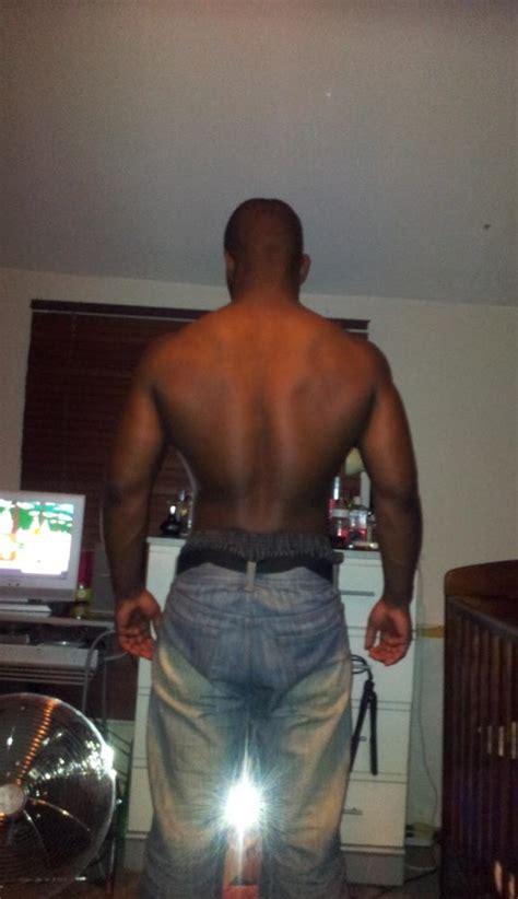 5'8 201lbs Back shot - Bodybuilding.com Forums