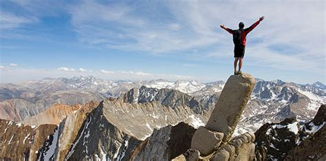 mountains you can climb without risking your life