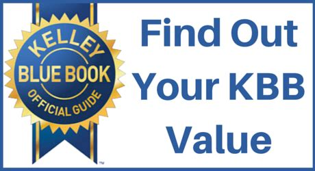 Kelly Blue Book Values of Used Cars