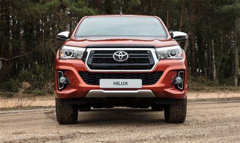 officieel toyota hilux limited  facelift  speciale
