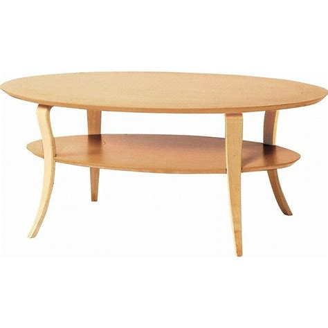 Rectangle coffee table should always look refreshing, unique and elegant, as that is the rectangle coffee table available on the site are made of different materials such as wood, aluminum. Coffee Table Wooden Living Center Oval Shape Open Bottom Shelf NET-406NA Azumaya #AzumayaJapan # ...