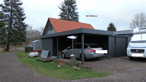 Carport In Baden Württemberg Bei Stuttgart Weterra