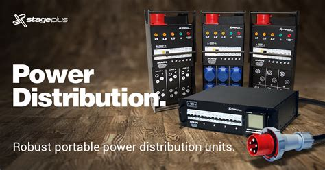 stage  power distribution