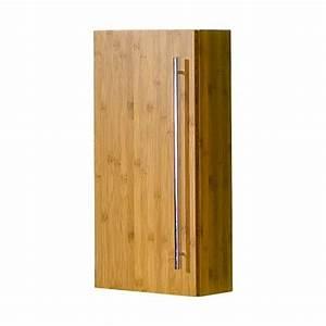Hängeschrank Für Badezimmer : neu exkl badezimmer h ngeschrank bambus massiv badschrank badm bel bad h nger ebay ~ Whattoseeinmadrid.com Haus und Dekorationen